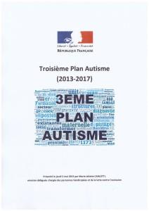3ème Plan AUTISME 2013-2017