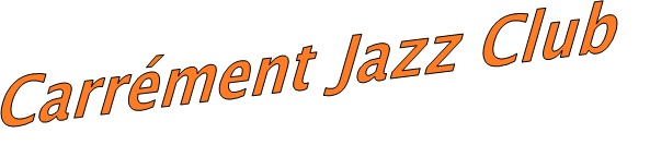 Logo carrément jazz