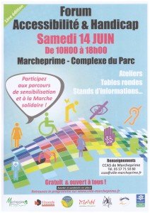 Forum Accessibilité & Handicap