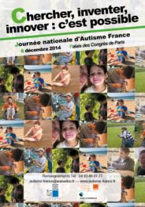 Congrès Autisme France 2014