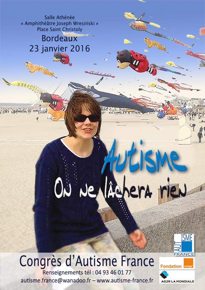 Congrès AUTISME France BORDEAUX
